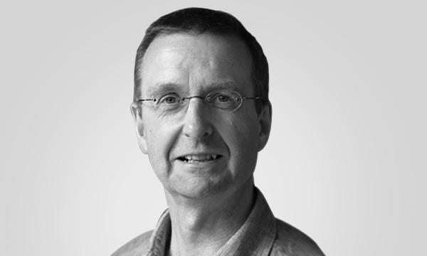 Portrait of Professor Tim Lang