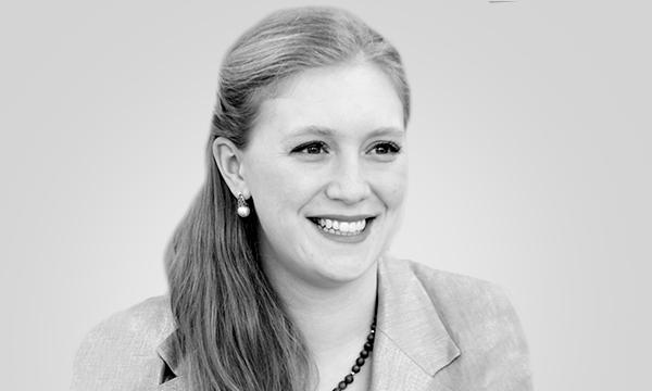 Portrait of Kate Hofman
