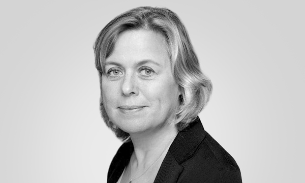 Portrait of Anne Babkine