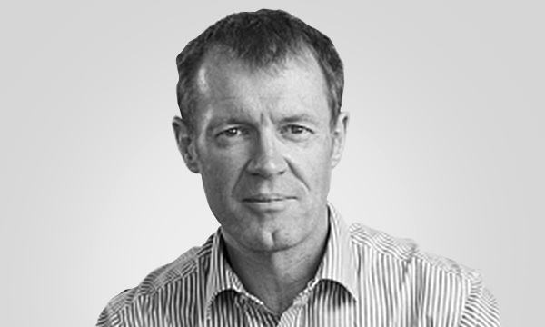 Portrait of Gavin Milligan